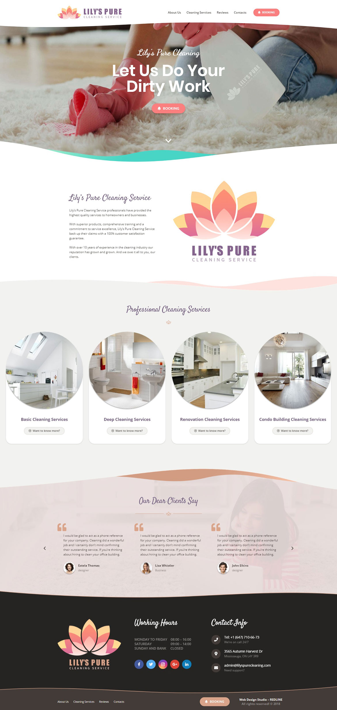 Lilys Pure Cleaning Service